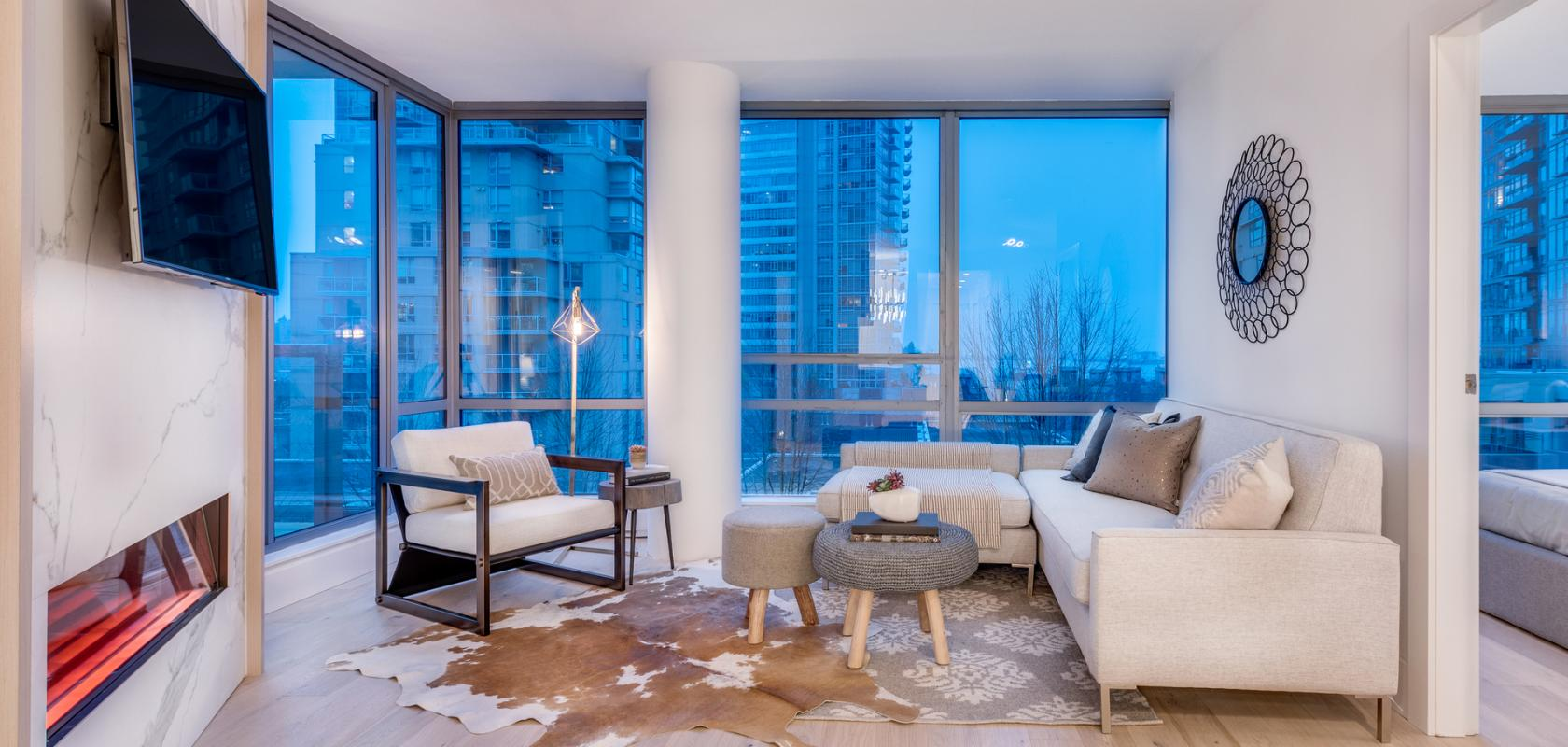 302 - 1228 W Hastings Street, Coal Harbour, Vancouver West