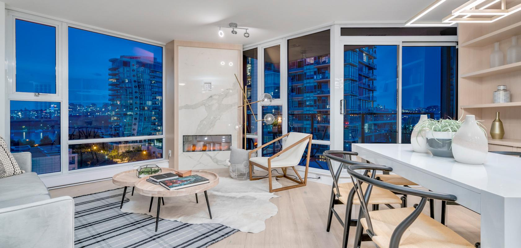 702 - 455 Beach, Yaletown, Vancouver West